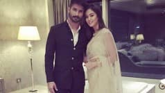 Filmfare Awards 2017: Shahid Kapoor and Mira Rajput are making us jealous with their latest picture on Instagram