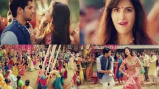 Baar Baar Dekho song Nachde Ne Saare: Katrina Kaif steals the show in this peppy wedding number!
