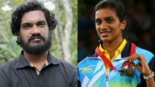 Malayalam film director Sanal Kumar wants to 'spit' on PV Sindhu's achievement at Rio Olympics