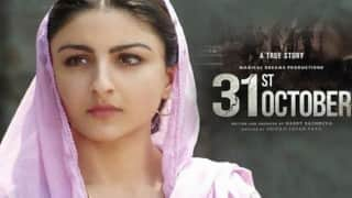 31st October trailer: Soha Ali Khan and Vir Das political thriller shocks you (Watch video)
