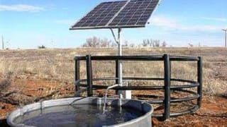 An entire district in Rajasthan to be powered by solar energy, will end all water woes in the desert state!