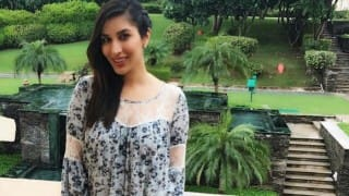 It wasn't about wedding! Look what Sophie Choudry meant with her tweet 'Can't Wait'