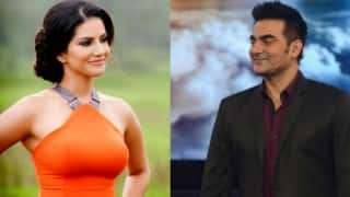 Sunny Leone And Arbaaz Khan Not Too Pleased With Supreme Court's Desicion, Say I'll Always Stand Up For National Anthem