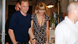 Taylor Swift-Tom Hiddleston to make red carpet debut as couple at Emmy Awards?