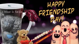 Happy Friendship Day 2016 Quotes: Best Friendship Day SMS, Shayari, WhatsApp Messages to Wish Happy Friendship Day greetings!