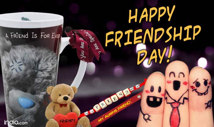 Happy Friendship Day 2016 Quotes: Best Friendship Day SMS, Shayari,  WhatsApp Messages To. U0027