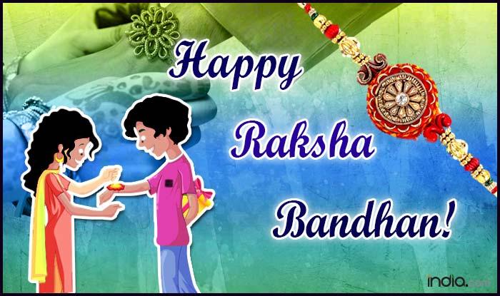 2016 Raksha Bandhan quotes in Hindi: Latest Raksha Bandhan Facebook