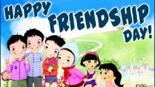 Happy Friendship Day 2016: 20 Best Friendship Day SMS, Shayari, WhatsApp Messages to Wish Happy Friendship Day greetings!
