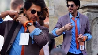 Leaked Pictures: Shah Rukh Khan begins shooting for The Ring in Prague