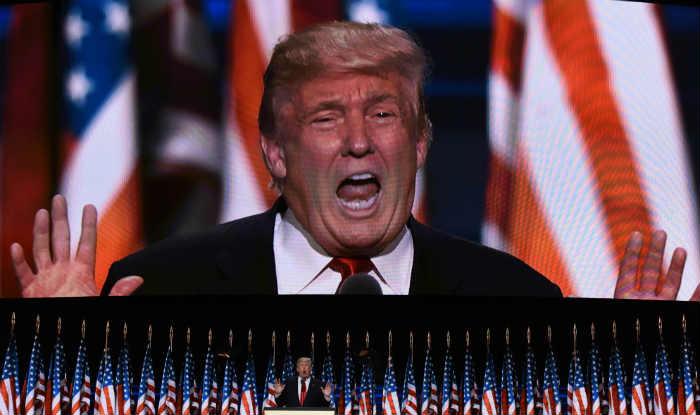 Clinton leads in polls; Trump seeks to reset
