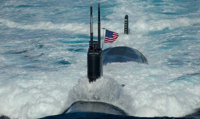 US Navy (Photo for representation)