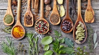 Ayurveda 101: Health Benefits of 8 Common Spices and Herbs