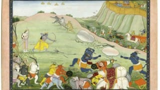Asian Art Museum of San Francisco to Present Fresh Takes on 'The Rama Epic'
