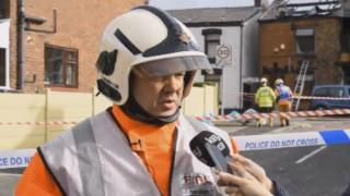 Gas blast in Russian restaurant kills 8, 12 hospitalized