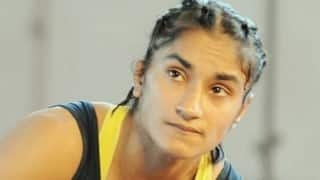 Vinesh Phogat at Rio Olympics 2016: Injured Wrestler will have to use crutches for 2 weeks, says team doctor