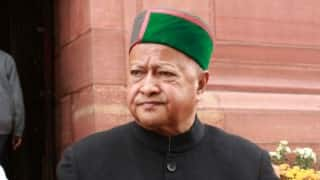 Former Himachal Pradesh Chief Minister Virbhadra Singh Hospitalised Following Complaints of Breathlessness
