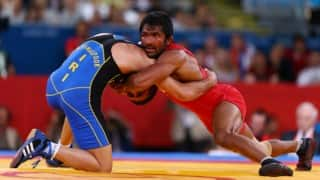 Yogeshwar Dutt, India Wrestling LIVE Streaming: Olympics 2016 Wrestling 65kg freestyle, Live Telecast