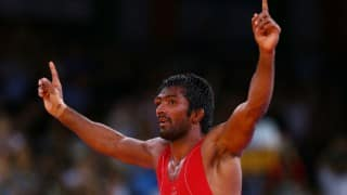 Yogeshwar Dutt's silver hopes over, Wrestling Federation of India unaware