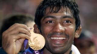 Yogeshwar Dutt's London Games bronze upgraded to silver
