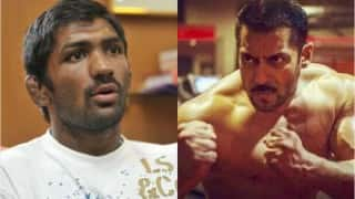 Wrestler Yogeshwar Dutt lashes out at Salman Khan fans for trolling him after Rio Olymics loss! (Watch Video)