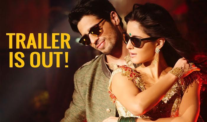 Baar Baar Dekho trailer: Katrina Kaif and Sidharth Malhotra time travel to make love!