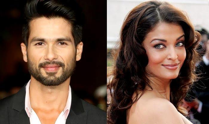 When Shahid Kapoor went unnoticed while draping Aishwarya Rai! (Watch video!)