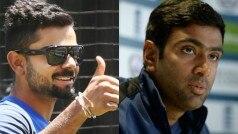 Virat Kohli retains No. 1 spot, Ravishandran Ashwin returns to top five