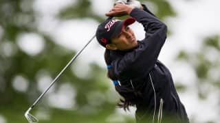 Rough Start For Aditi Ashok at KPMG Women's PGA Championship