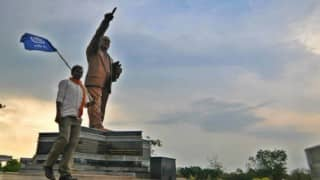 Miscreants attempt to desecrate Ambedkar's statue in Madhya Pradesh's Home Minister's constituency