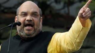 Amit Shah arrives in city, holds talks to choose new CM