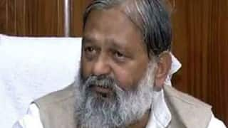 Rio Olympics 2016: Haryana Sports Minister Anil Vij and cheering squad headed to Brazil at cost of Rs 1 crore