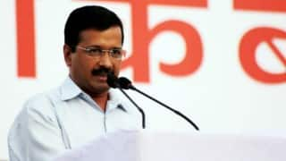 Arvind Kejriwal hold meetings with ministers