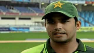 Azhar Ali leads from front as England restrict Pakistan