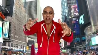 Baba Sehgal does it again & this time it's Donald Trump Ka Mania