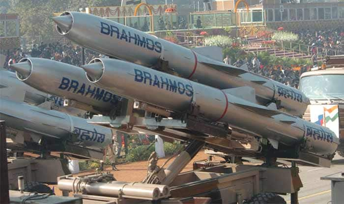 Brahmos Missile on display during R-Day parade (File image/PTI)