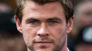 Chris Hemsworth sports shorter hair in Thor: Ragnarok