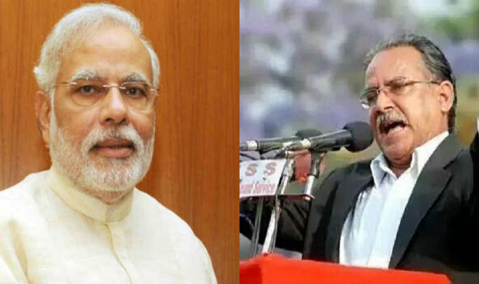Demonetisation: Prachanda speaks to Modi, seeks help