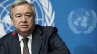 Portugal's Antonio Guterres holds lead in race to be next UN secretary-general