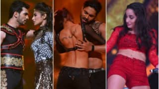 Jhalak Dikhhla Jaa 9 Episode 2: Arjun Bijlani-Mouni Roy, Salman Yusuff Khan and Nora Fatehi sets the stage on fire with their sexy hot moves!