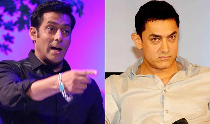 When Aamir Khan plotted against Salman Khan....