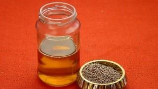 Kachi Ghani Sarson Ka Tel: कच्ची घानी सरसों का तेल बेहद फायदेमंद, नहीं बनने देता किलर फैट