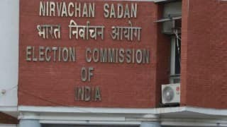 Election Commission censures AIADMK on Model Code violation; asks DMK to be more circumspect