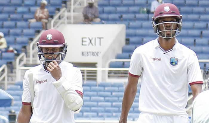 Samuels 39 not out as West Indies move to 194 for three