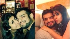 Too much of PDA! Yeh Hai Mohabbatein actor Karan Patel really does not shy to show his love for Ankita Bhargava