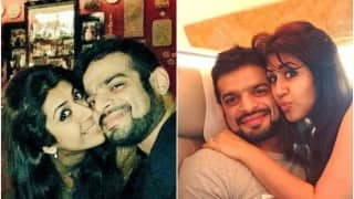 Too much PDA! Yeh Hai Mohabbatein actor Karan Patel really does not shy to show his love for Ankita Bhargava