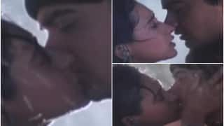 Aamir Khan's longest kiss made audiences go ooh la la!