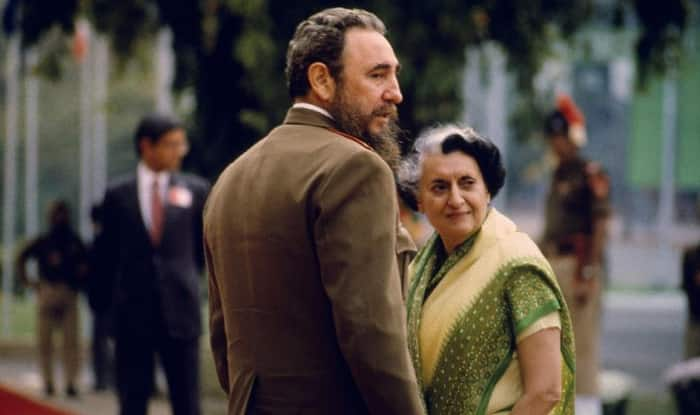 Fidel Castro dead: 5 rare known facts about his close relation with Indian politicians