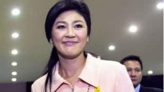 Thai government to sue ex-PM Yingluck Shinawatra for losses from rice subsidy scheme
