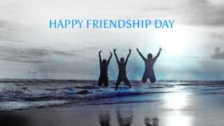 Happy Friendship Day 2016 in Hindi: Best Friendship Day SMS, Quotes, WhatsApp Messages to send Happy Friendship Day wishes!