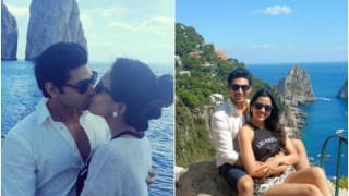 Balika Vadhu actor Ruslaan Mumtaz is busy holidaying with his better-half Nirali in Italy!